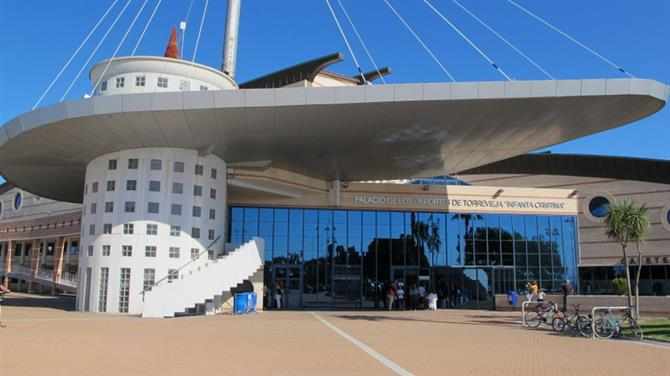12. Sport Centre, Torrevieja