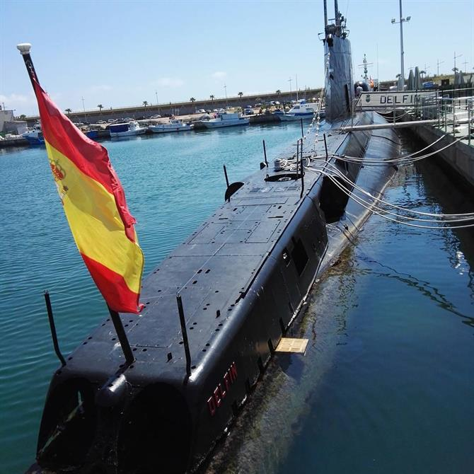 13. Visit the Torrevieja Submarine