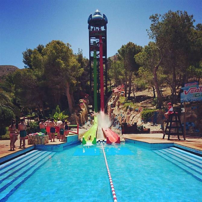 6. Aqualandia Waterpark, Benidorm