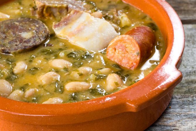 3. Cocido Madrileno