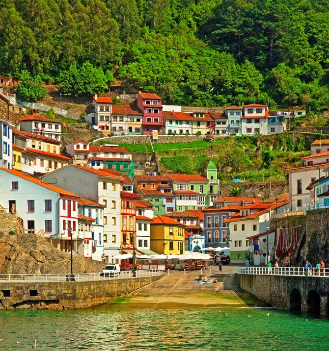 11. Cudillero - Asturias