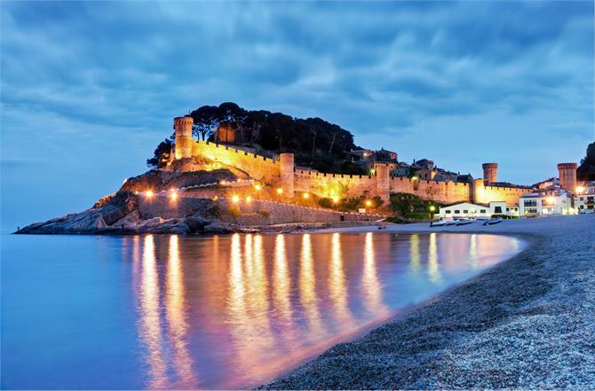 13. Tossa de Mar - Girona