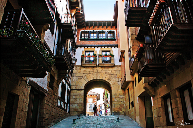 8. Hondarribia - Guipúzcoa