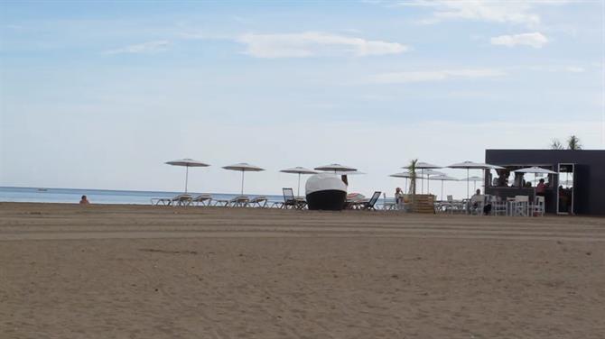 Las Marinas, Denia